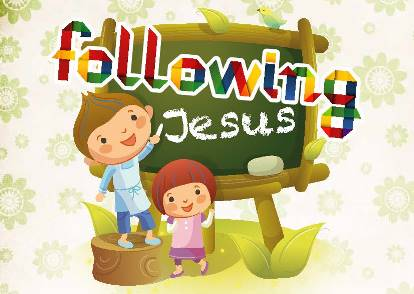 Year Two – Following Jesus